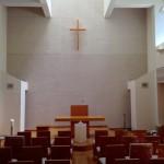 礼拝堂 正面